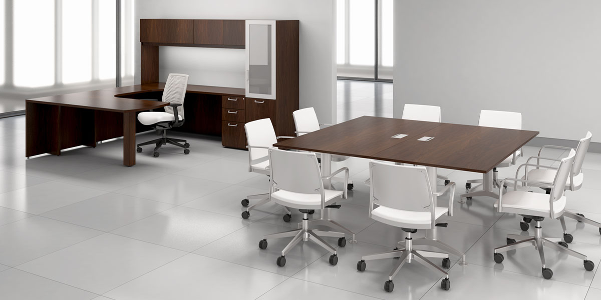 Krug Revo Conference Table & Office Furniture