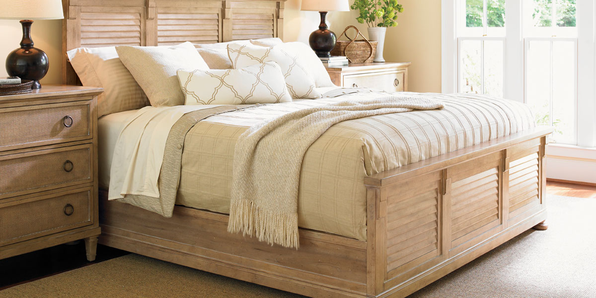 Lexington Monterey Sands Bedroom Furniture