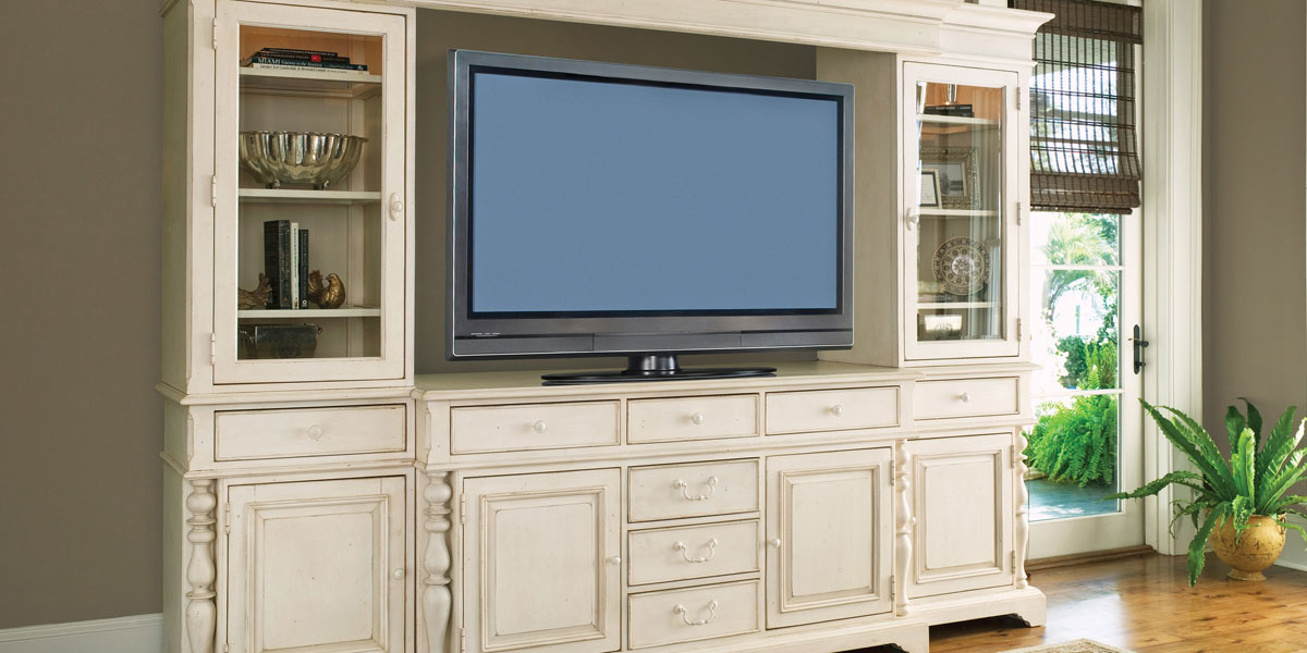 Paula Deen Home Entertainment Center Furniture
