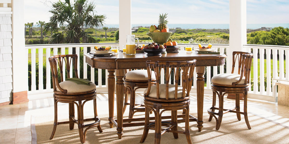 Tommy Bahama Island Estate Dining Room Furniture