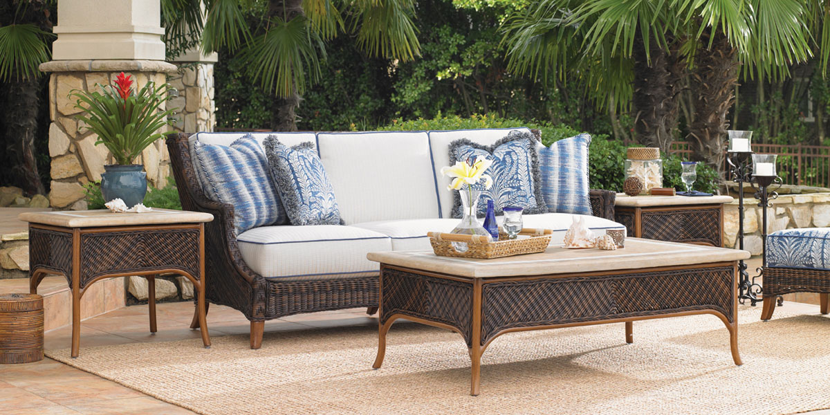Tommy Bahama Island Estate Lanai Patio Furniture