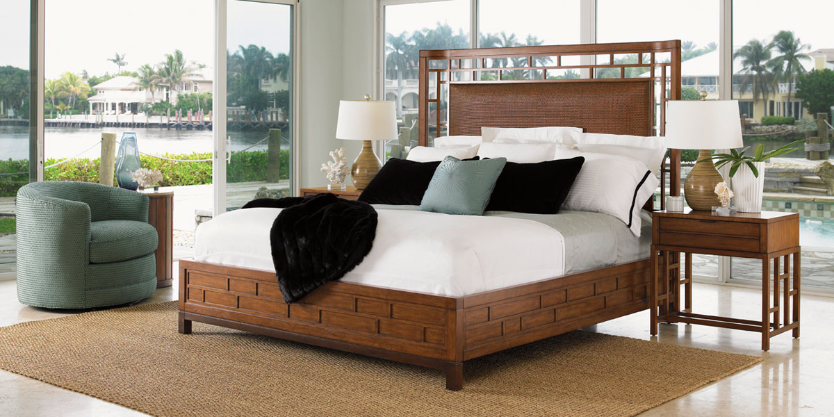 Tommy Bahama Ocean Club Bedroom Furniture