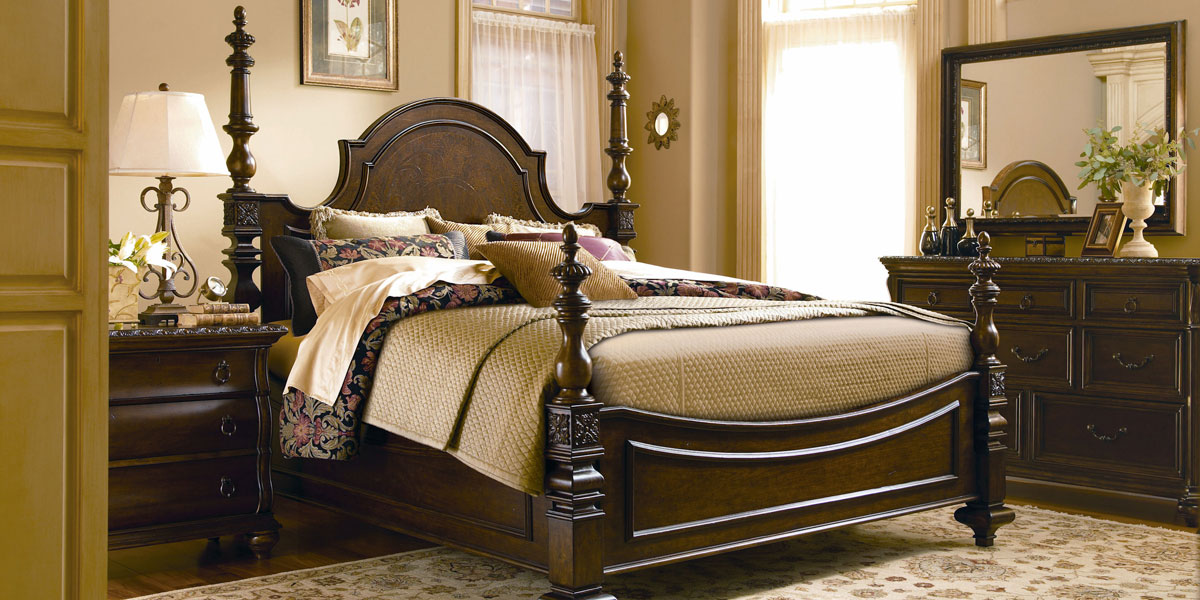 Universal Bolero Bedroom Furniture