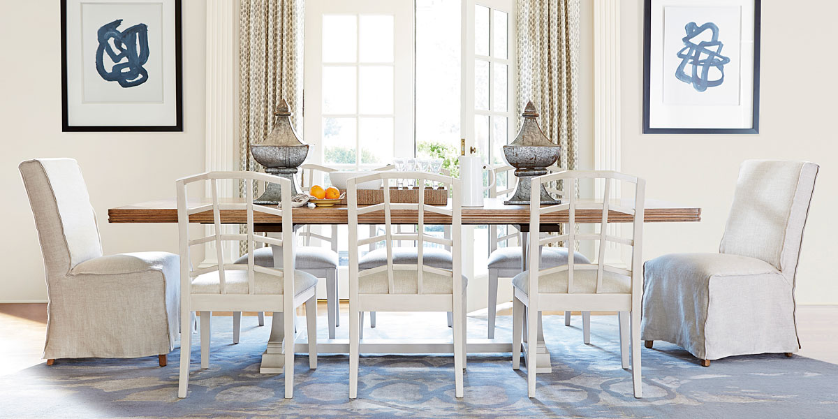 Universal Modern Muse Dining Room Furniture