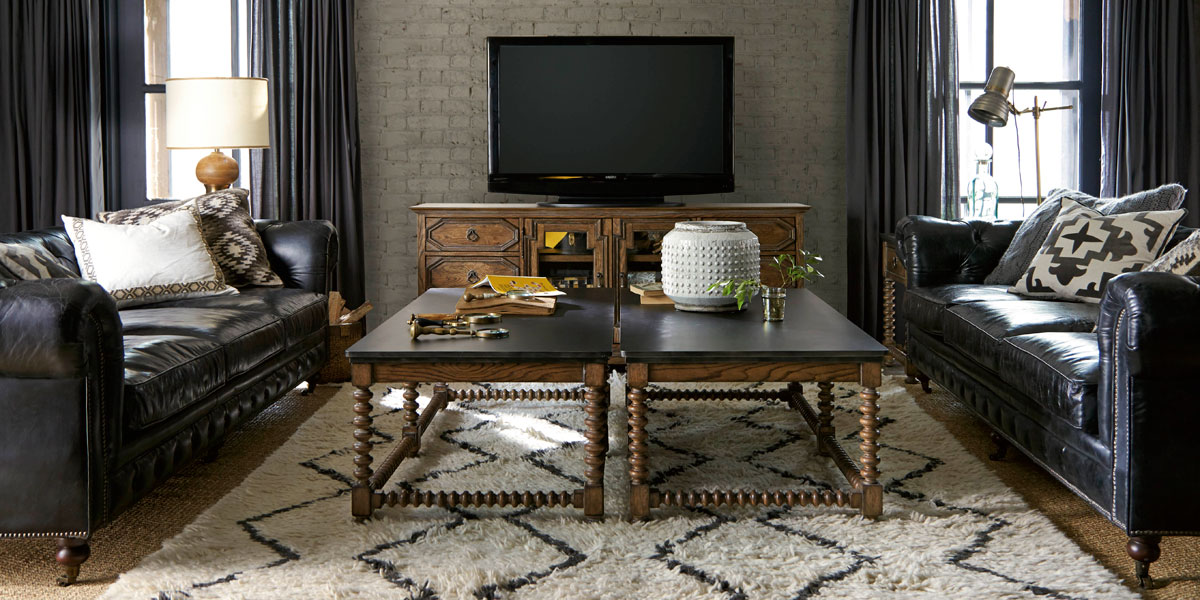 Universal New Bohemian Living Room Furniture