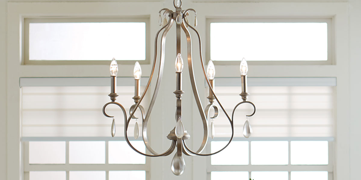 Feiss Dewitt Chandelier Dining Room Lighting