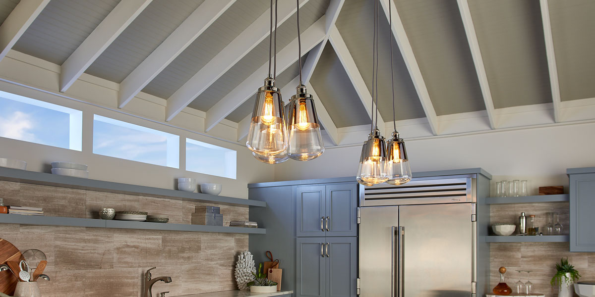 Feiss Waveform Pendant Kitchen Lighting