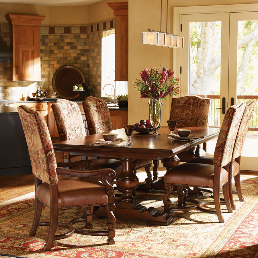Lexington Fieldale Lodge Dining Room Furniture