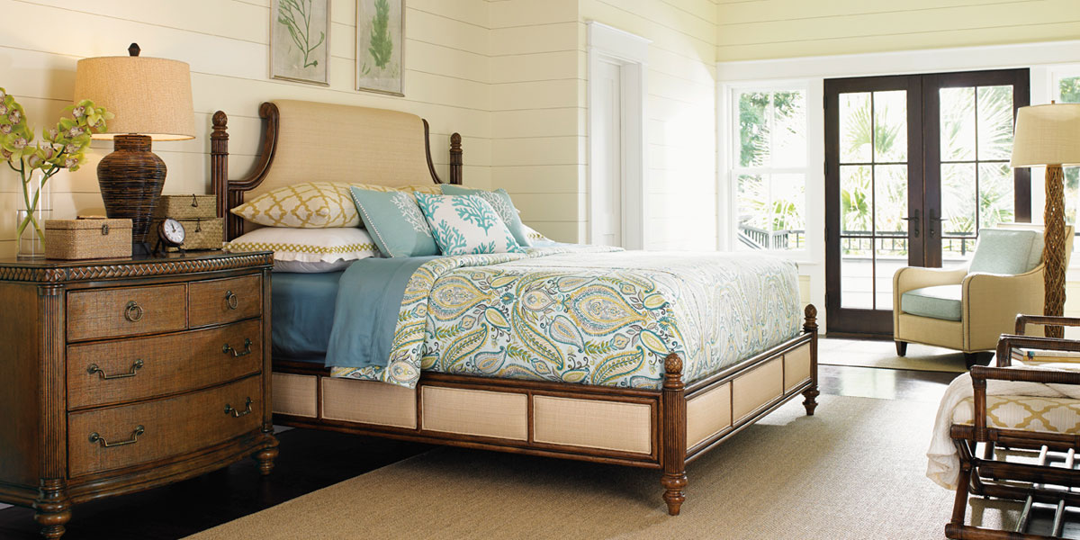Tommy Bahama Bali Hai Bedroom Furniture