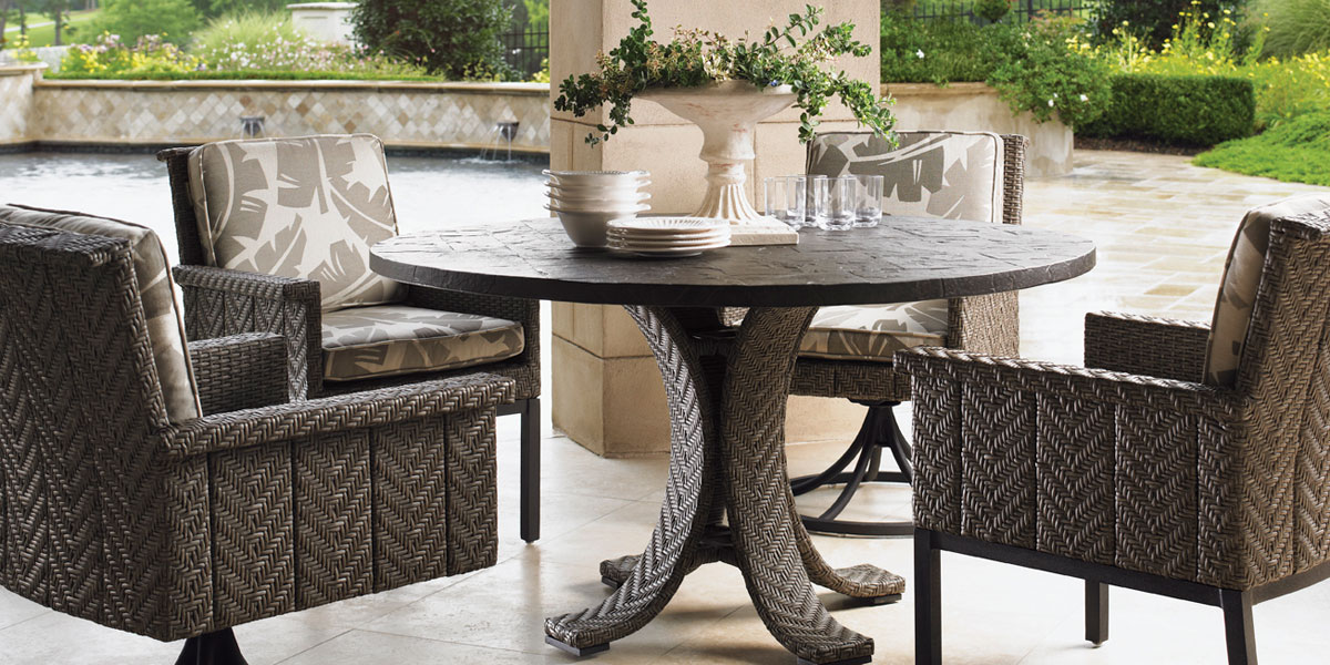 Tommy Bahama Blue Olive Patio Furniture