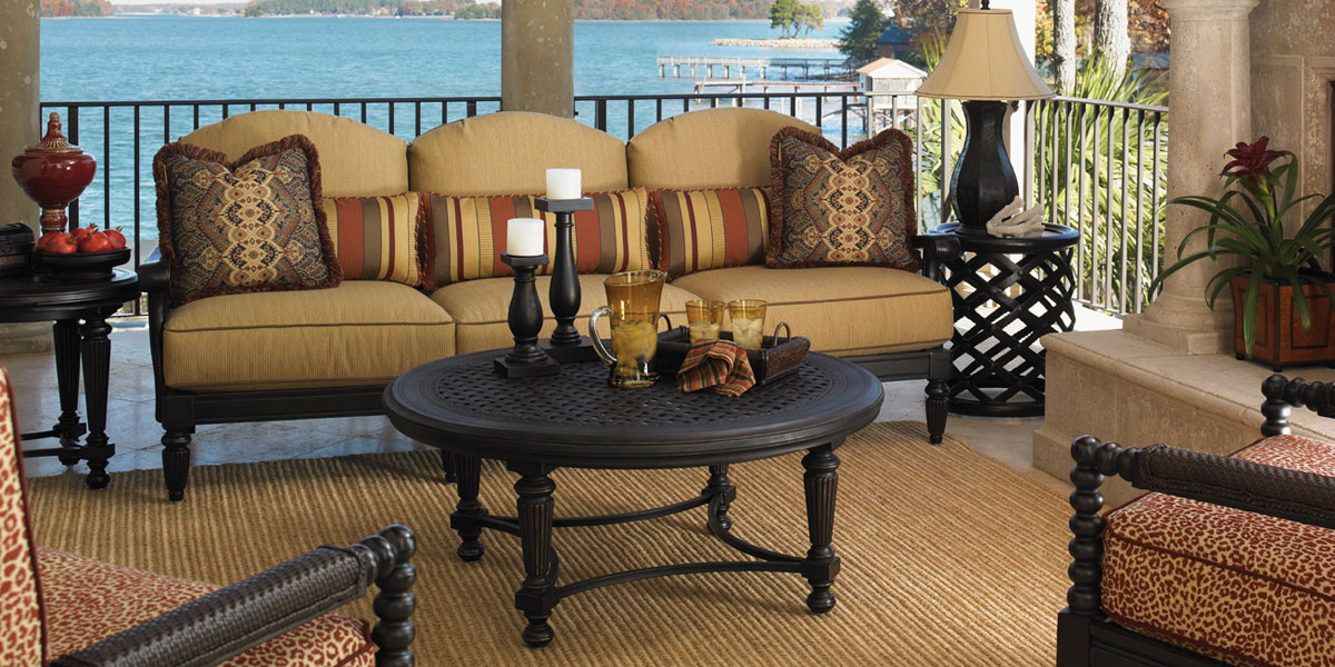Tommy Bahama Kingston Sedona Patio Furniture