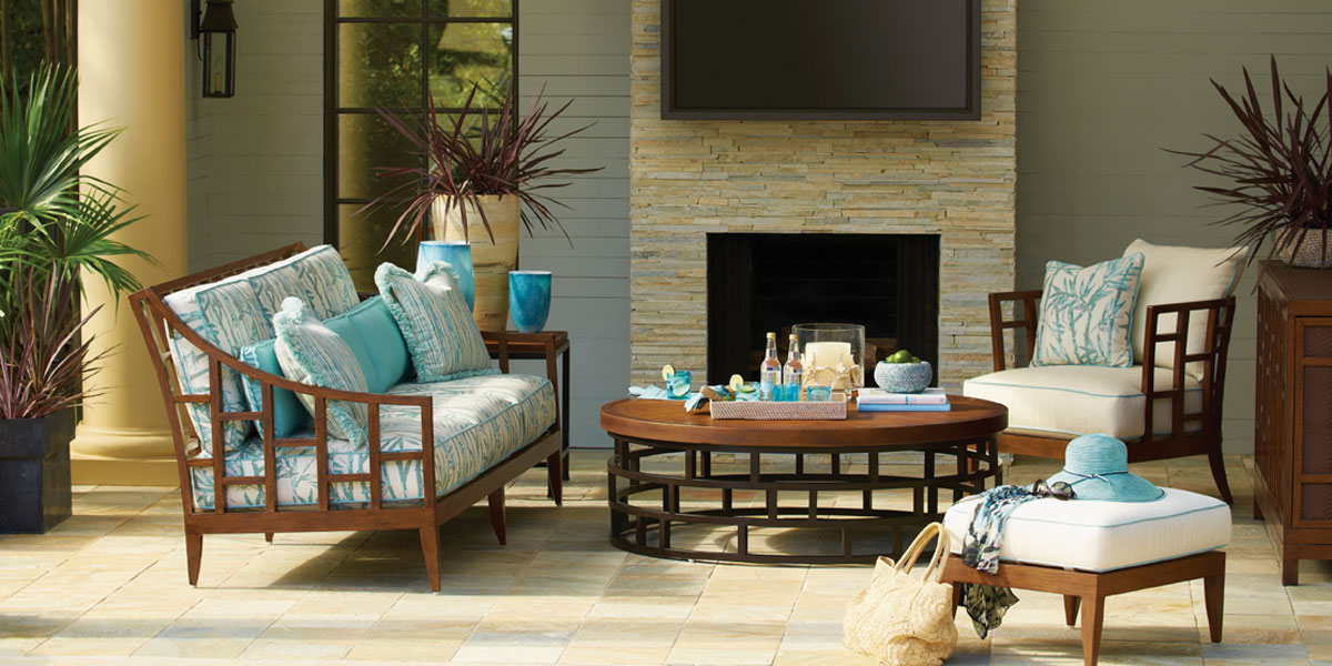 Tommy Bahama Ocean Club Resort Patio Furniture